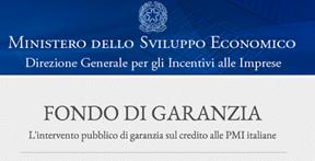 Fondo Di Garanzia